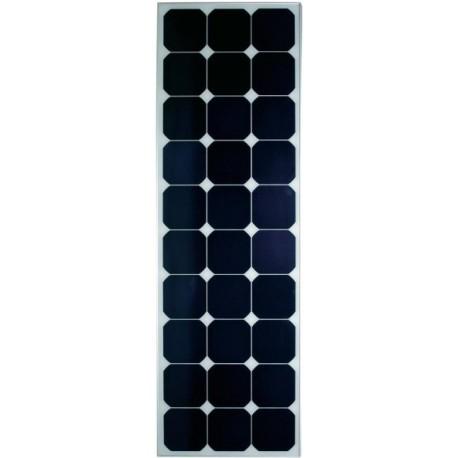 hochleistungssolarmodul sunpower 100 watt 12 v mono schmal solarenergy shop. Black Bedroom Furniture Sets. Home Design Ideas