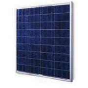 Solarmodul 50 Watt 12 Volt Polykristallin