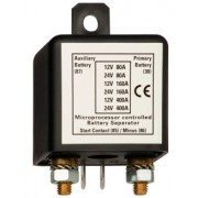 Verbindungsrelais für Zweitbatterie auf Wohnmobilen und Booten