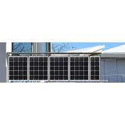 Solar Balkongeländer