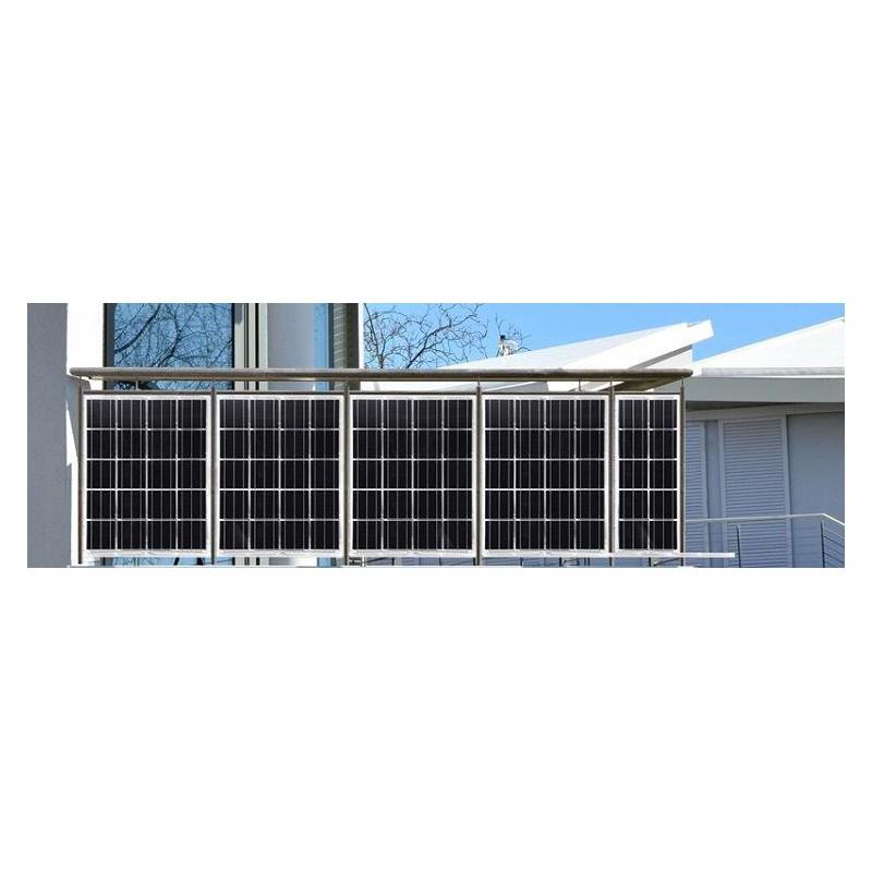 solar balkongel nder solarenergy shop. Black Bedroom Furniture Sets. Home Design Ideas