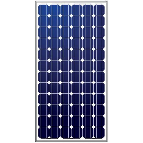 solarmodul ja solar monokristallin 210 w 24 volt. Black Bedroom Furniture Sets. Home Design Ideas