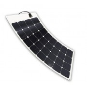 Flexibles salzwasserfestes Solarmodul 100 Watt 12 Volt