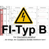 FI-Typ B (Ugrade-Kit for Plug & Play -Solarmodule)