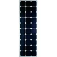 Hochleistungssolarpanel Sunpower 100 Watt 12 V Mono schmal