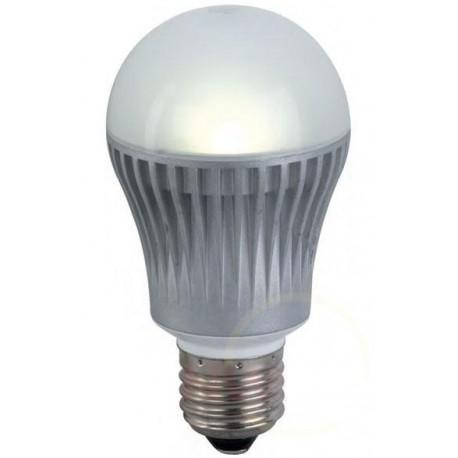 LED 12V 8 Watt E27 720 lumens blanc chaud