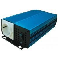 150 Watt Sinus Wechselrichter 24 Volt auf 220 Volt 50 Hz 1.3 kg