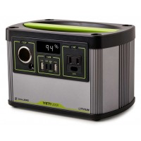 Goal Zero Yeti 200 X accumulatore solare con batteria e inverter