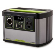 Goal Zero Yeti 150 solar power bank with battery and inverter