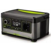 Goal Zero Yeti 500 X solar power bank with battery and inverter