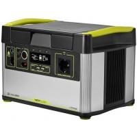 Goal Zero Yeti 1500 X Solar Powerbank (mit 1500 Wh Akku und 2000 W Wechselrichter)