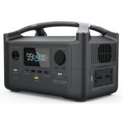 Ecoflow River max 600 Solar Powerbank mit Akku und Wechselrichter