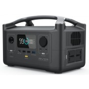Ecoflow River max 600 solar power bank with battery and inverter