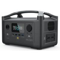 Ecoflow River 600 accumulatore solare con batteria e inverter