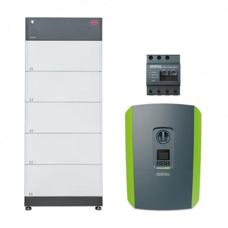 Batterie électrique domestique BYD 7,7 kWh, onduleur Kostal 8,5 kW