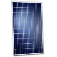 20 alpin solar modules 280W tested to 1425 kg Snow load (Total 5600 Watt)