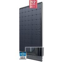 20 modules Solrif roof-integrated 300 Watt (Total 6000 Watt)