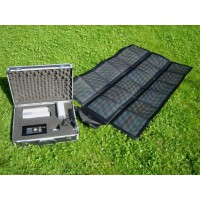 Solar Suitcase type Expedition 62W-30Ah-150W 10 kg
