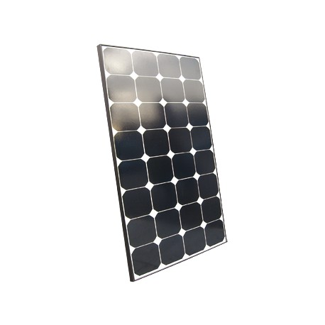 Hochleistungssolarpanel 100 Watt 12 Volt monokristallin