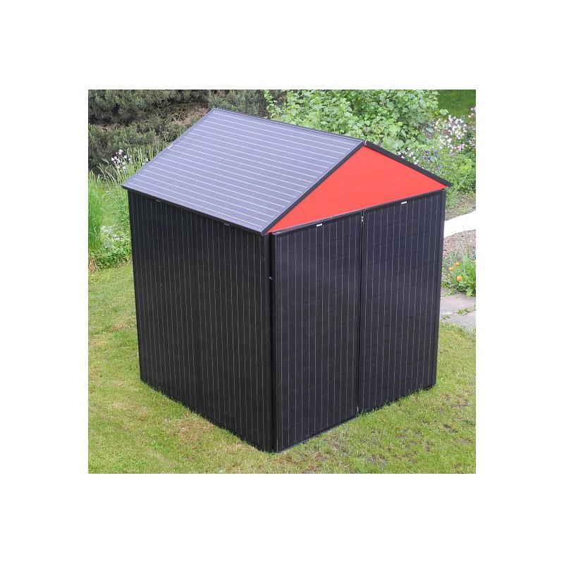 Solar Garden Shed 2160 Watt Solarenergy Shop