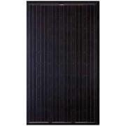 Panneau solaire en verre 205 watts seulement 5mm mince, accessible à pied