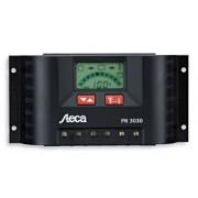 Regolatore di caricabatterie solari da 12Volt / 24Volt 30 Ampere con display LCD Steca