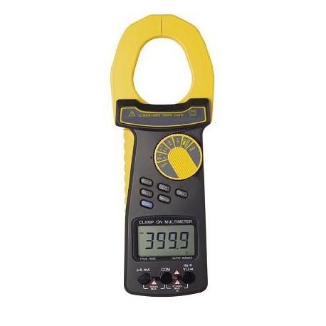 Voltmetro digitale / amperometro pinze TRMS DM 9930