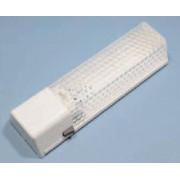 12 Volt solaire lampe fluorescente 7 watts PL 7W-4P