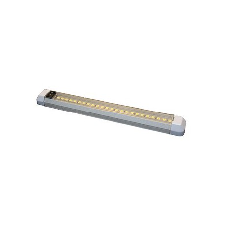 Superhelle LED Lampe 7 Watt 600 Lumen 12/24V mit Schalter