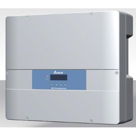delta rpi m6a 3 phasen netzwechselrichter 7500 watt solarenergy shop. Black Bedroom Furniture Sets. Home Design Ideas