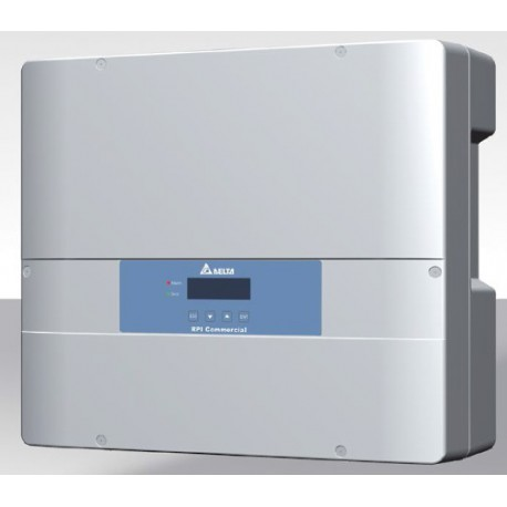 Delta RPI M10A 3 phase power inverter 12,500 watts
