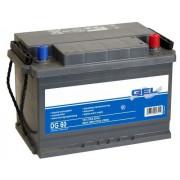 Batteria solare al GEL piombo Exide da 12 Volt, 63 Ah C 100