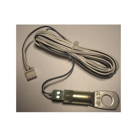 Temperature sensor to STECA charge controller