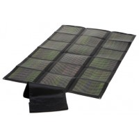 62 watt portable solar panels folded, only 680 gramm !