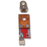 Batterieklemmen mit Sicherung 30 A für Freedom/CSB