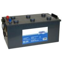 Batteria solare al GEL piombo Exide da 12 Volt, 235 Ah C 100