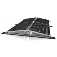 Sistemi di montaggio per tetti piani sistemi standard Est-Ovest