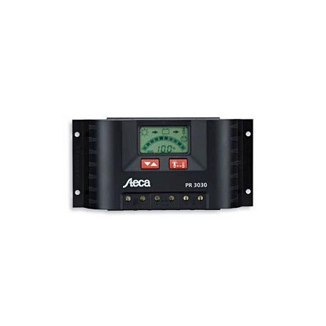 Solar Charge Controller 12V / 24V 20 Ampere LCD display Steca
