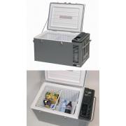 Engel Schwingkompressor Kühlbox 60 Liter 12/24V -18° MD-60-F
