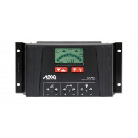 Solar Batterie Laderegler 12V/24V 40 Ampere LCD Anzeige Steca mit USB