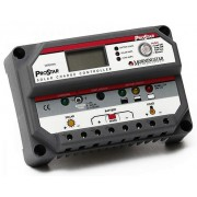 Morningstar ProStar PS-15M 48V solar charge controller, 1000 W, 15 A, 48 V, Tiefentl., LCD