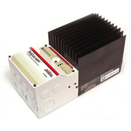 Regolatore universale Morningstar TriStar TS-45 MPPT corrente continua massima da 45 Ampere, 12 Volt / 24 Volt / 48 Volt
