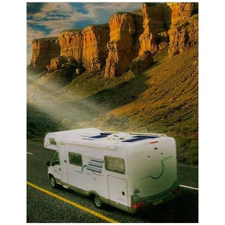120 Watt Solarkit für Camper und Wohnmobil