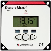 Morningstar RM-1 Remote Meter Externes Display für SunSaver MPPT/Duo und SureSine