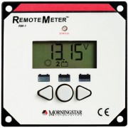 RM-1 Morningstar à distance d'affichage de compteur externe pour SunSaver MPPT / Duo et SureSine