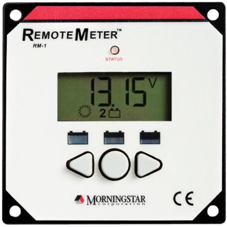 Morningstar RM-1 Remote Meter Externes Display für SunSaver MPPT/Duo und SureSine