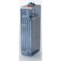 Batterie solari a blocco OPzS da 2 Volt, 287 Ah fino a 20 anni di funzionamento per un massimo di 15'000 cicli