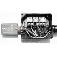 Morningstar SunKeeper SK-12 contrôleur de charge solaire 12V 12A pour l'installation dans la boîte de jonction