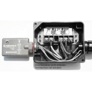 Regolatore di carica solare Morningstar SunKeeper SK-12 da 12 Ampere 12 Volt per montaggio in scatole di giunzione