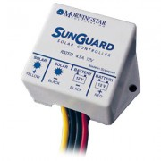 Morningstar SunGuard SG-4 Solar Charge Controller, 4.5 A, 12 V